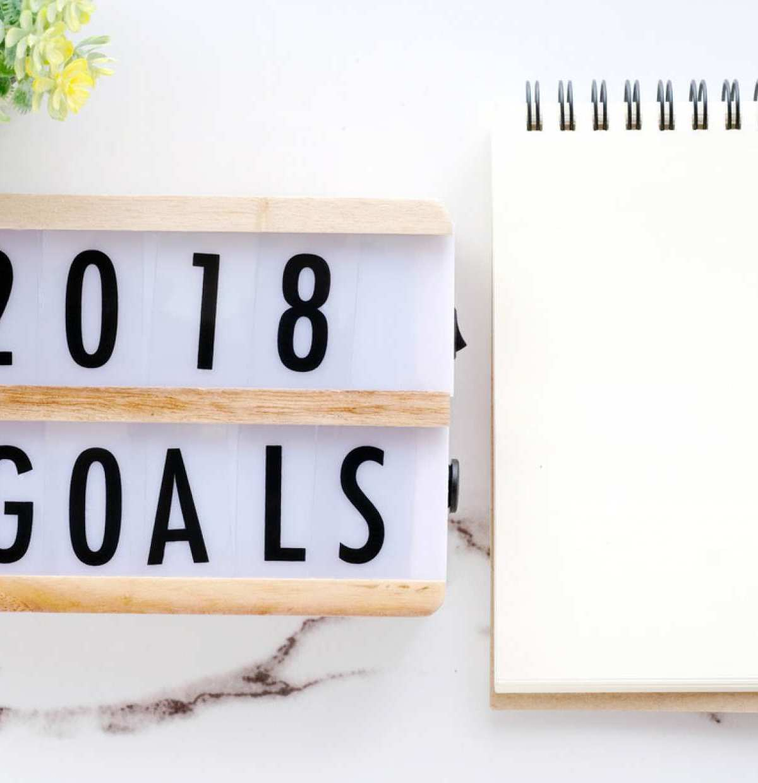 Fünf tolle Neujahrs-Vorsätze, die sich ganz einfach umsetzen lassen.