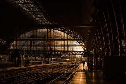 Sind Bahnhöfe die romantischsten Schauplätze der Welt? Besuchen Sie uns und entscheiden Sie selbst.
