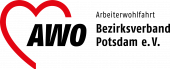 Logo AWO Bezirksverband Potsdam e.V.