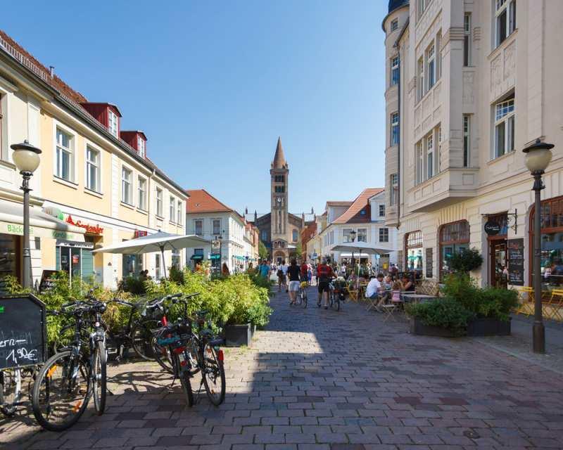 Ob Bars, Galerien oder Kulturzentren: Potsdam hat für Studenten auch abseits der Vorlesungssäle einiges zu bieten